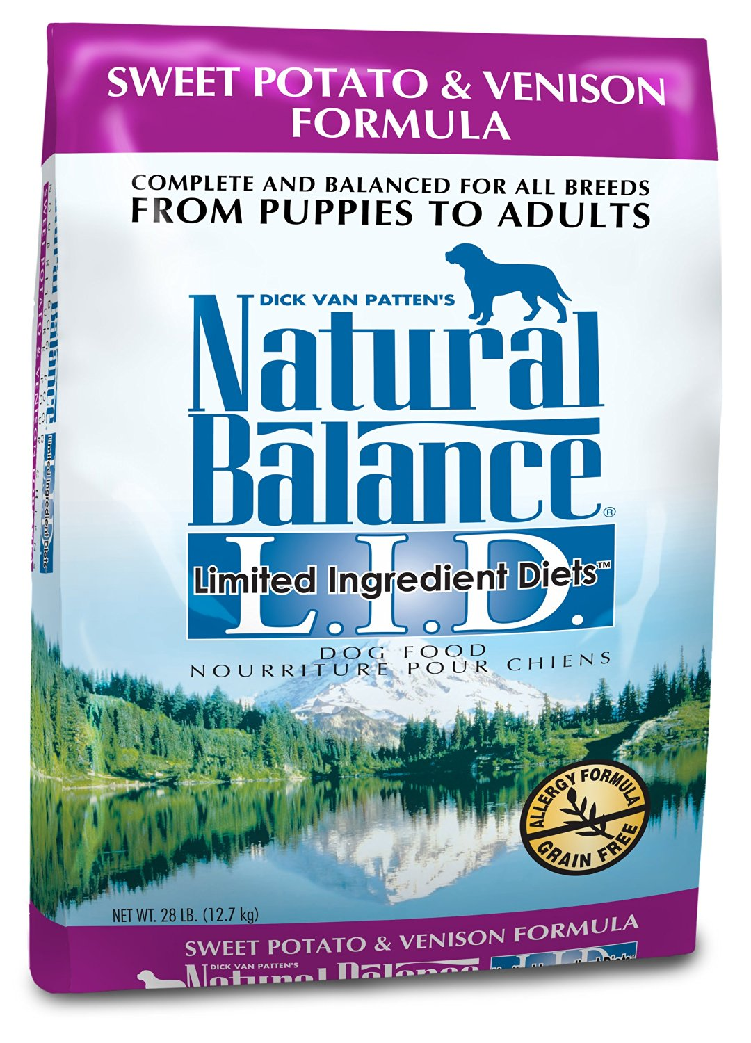 natural balance l-i-d dogfood